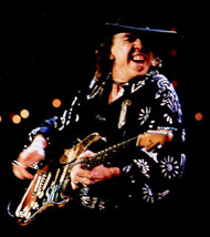 Stevie Ray Vaughan 1954-1990